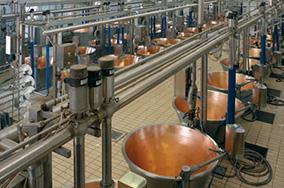 produzione casearia lodigiana-caseificio zucchelli